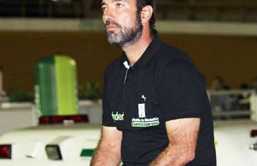 José Julián Velásquez, optimista para enfrentar nueva temporada
