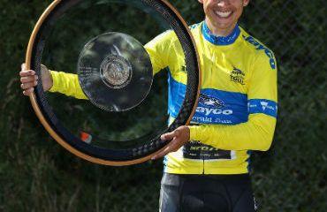 Esteban Chaves nuevo campeón del Herald Sun Tour de Australia
