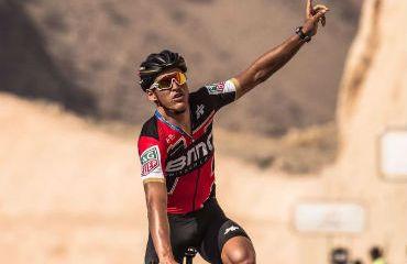 Greg Van Avermaet ganador de tercera etapa del Tour de Omán