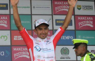 Miguel Ángel Rubiano se mantiene como el líder de los Sprint Intermedios