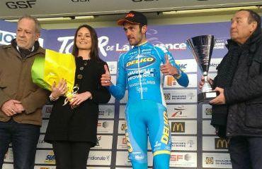 Rémy Di Grégorio ganador de la segunda etapa de Tour La Provence