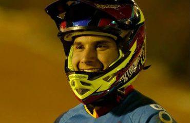 Carlos Ramírez estará en Copa Europea de BMX este fin de semana