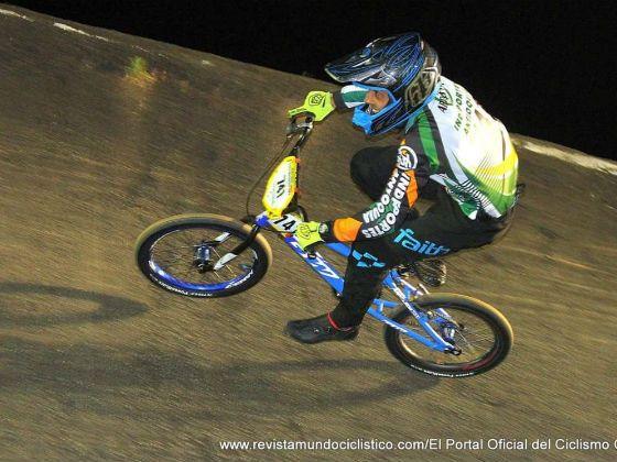 Diego Arboleda, uno de los ganadores este sábado en Ubaté