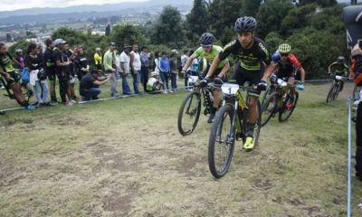 Fabio Castañeda, una de las cartas fuertes de Colombia para Panamericano de MTB