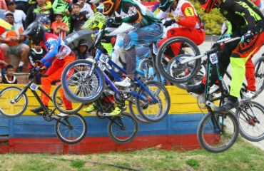 En Manizales la nueva cita del BMX nacional este fin de semana