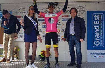 Cañaveral encabezó la gran actuación del Bicicletas Strongman en las Ardenas