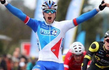 Marc Serreau vencedor de segunda etapa de Circuit Sarthe