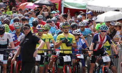 Colombia se alzó con del título del Panamericano de MTB en Pereira (Foto FCC)