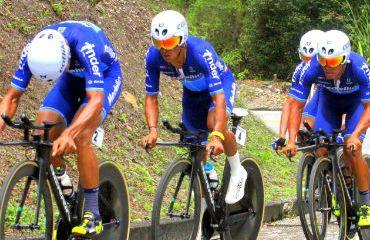 Team Medellin se impuso en CRE de Clásica de Anapoima