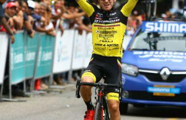 Rubén Darío Acosta ganador en solitario de segunda etapa