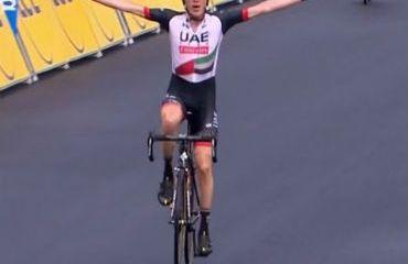 El irlandés Daniel Martin vencedor de 5ta etapa de Dauphiné este viernes