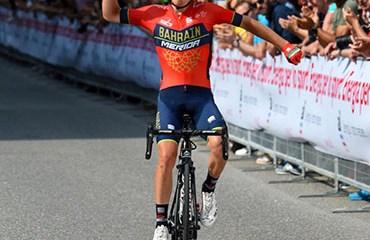 Pensteinner se llevó la victoria en la clásica suiza
