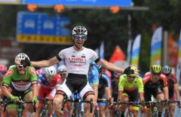 El griego Georgios Bouglas ganador de primera etapa este domingo