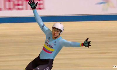 Fabián Puerta suspendido provisionalmente por la UCI
