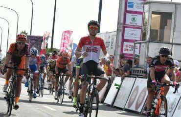 El belga Jens Debusschere ganador de quinta etapa
