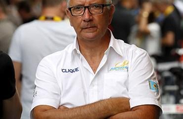 El manager del Astana, Giuseppe Martinelli, habló en exclusiva con la Revista Mundo Ciclístico