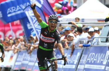 Jaime Castañeda se impuso en novena etapa en Bello del Clásico RCN