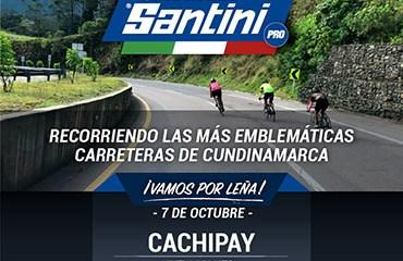 14 OCHOMILES llevará a cabo este domingo 7 de Octubre la edición PRO de la Caravana Santini
