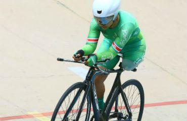 La boyacense Carolina Munevar sumó su primer oro en Campeonato Nal de Paracycling en Bogotá