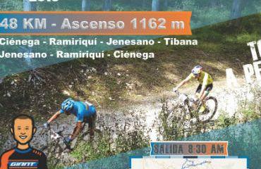 Leonardo Páez espera contar con 100 competidores en la Travesía Navideña