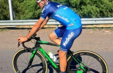 Oscar Sevilla, proclamado como el campeón de la Vuelta a San Juan 2018