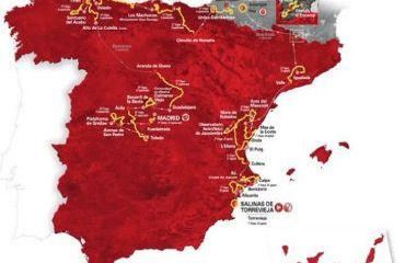 La Vuelta a España 2019 dará inicio en Torrevieja