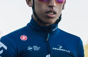 Egan Bernal (SKY) será el jefe de filas de su equipo en el Giro de Italia 2019.