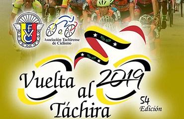 La Vuelta al Táchira 2019 dará inicio este viernes con un amplio pelotón colombiano