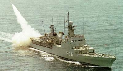 Descubierta-class corvettes