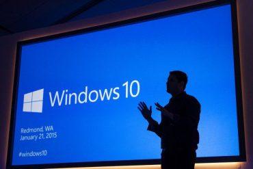 la nueva generación de windows: windows 10