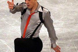 javier fernández, primer español campeón del mundo en patinaje