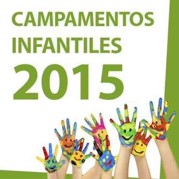guía de campamentos infantiles para 2015