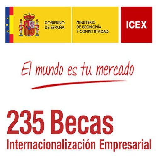 icex amplía el programa de becas de internacionalización hasta las 260 plazas