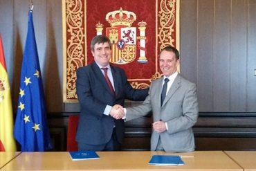 Convenio de colaboración entre el CSD, CRUE y la Fundación Deporte Joven 2