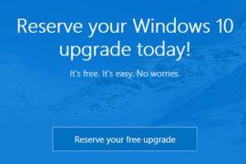windows 10 estará disponible el próximo 29 de julio