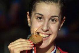 Carolina Martín , campeona del mundo por segundo año consecutivo 2
