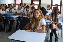 La ganadora del tercer Newton Excellence Programme comienza su primer curso del Bachillerato Internacional 1