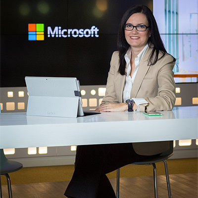 luisa izquierdo, nueva directora de recursos humanos de microsoft ibérica
