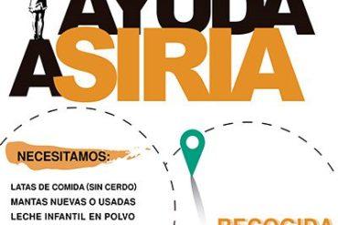 El Colegio Zola Las Rozas es punto de recogida de productos de ayuda al pueblo sirio 2