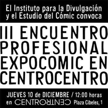 el sector del cómic y la ilustración se dan cita en centrocentro