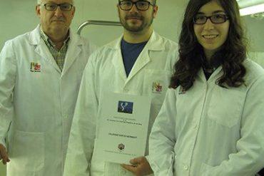 una investigación de la umh, premiada en el congreso de la sociedad a de genética
