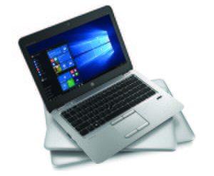 hp inc. lleva el estilo de consumo a los profesionales modernos con su portátil más fino y ligero