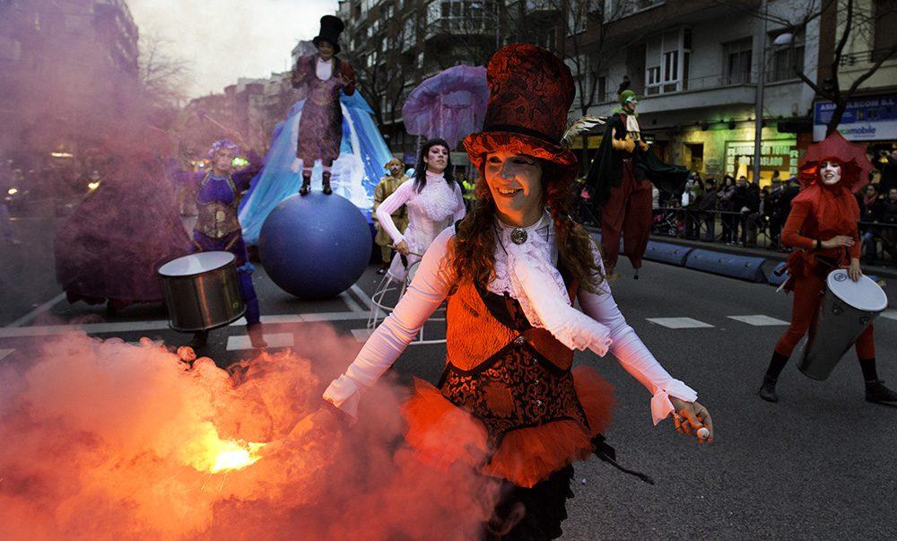 carnaval de madrid 2017
