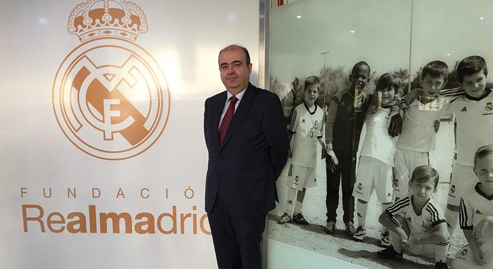 """fundación real madrid – """"nuestra camiseta es y será la camiseta de la solidaridad."""""""