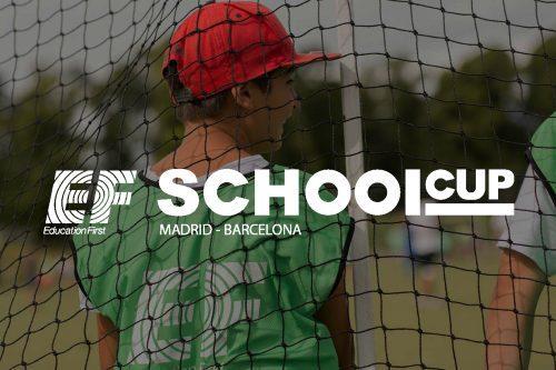 cerca de 350 alumnos participan en el primer torneo de fútbol mixto en inglés