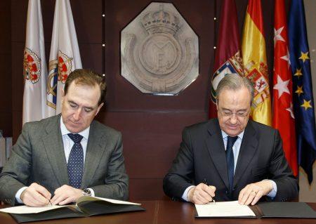 la fundacion real madrid renueva sus colaboraciones solidarias