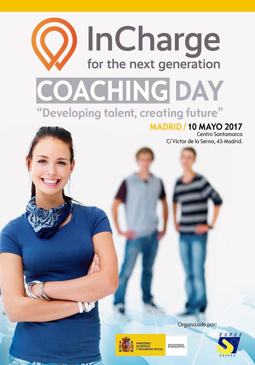 incharge para una nueva generación coaching day