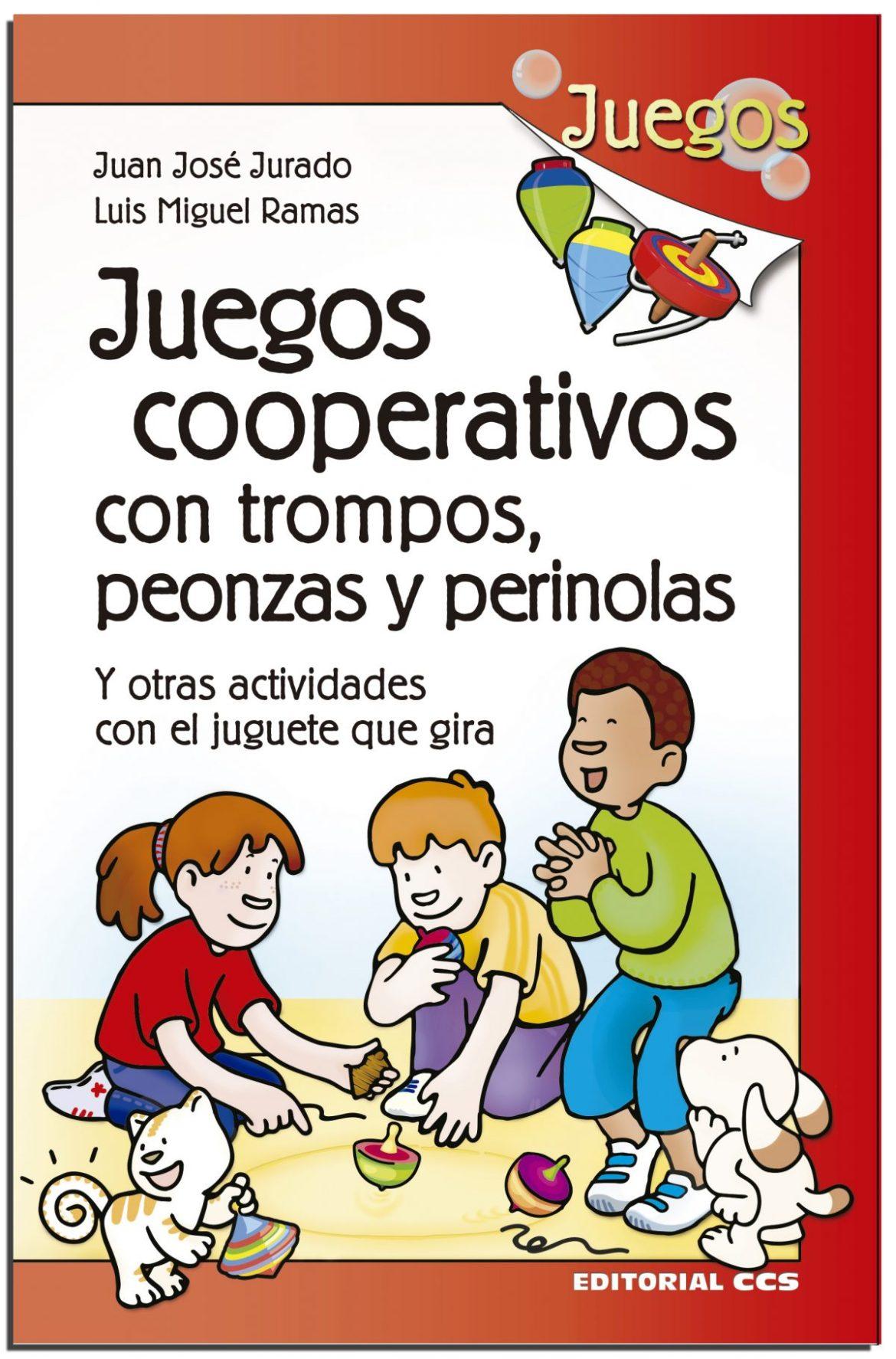 'juegos cooperativos con trompos, peonzas y perinolas'