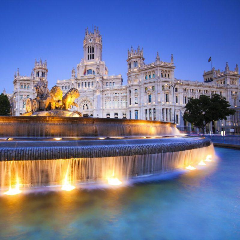 curso de guía turístico en madrid