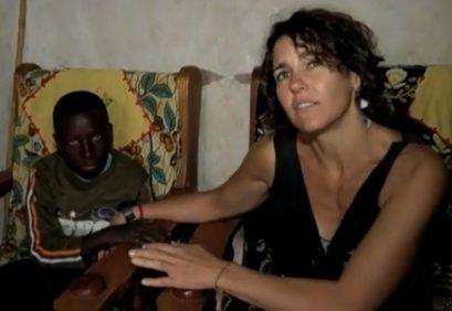 lorena enebral «un ángel de los que ya no quedan»